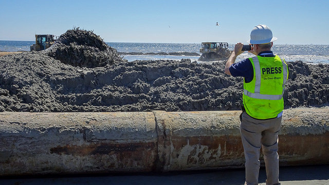 public relations case study bp oil spill · bp goes for public relations makeover to get beyond gulf spill barrels of oil being spilled into the ocean and a public relations disaster for.