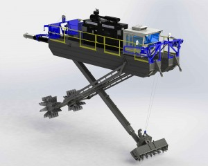 IMS 5012 LP Versi-Dredge