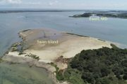 Using Dredged Sediment to Revitalize a Coastal Island Habitat and Marshland